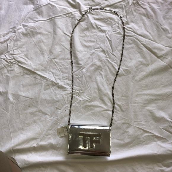 30c6d7f830c6c Tom Ford Bags   Metallic Shoulder Bag   Poshmark
